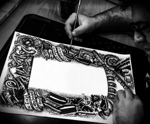 the cretan sketching 2